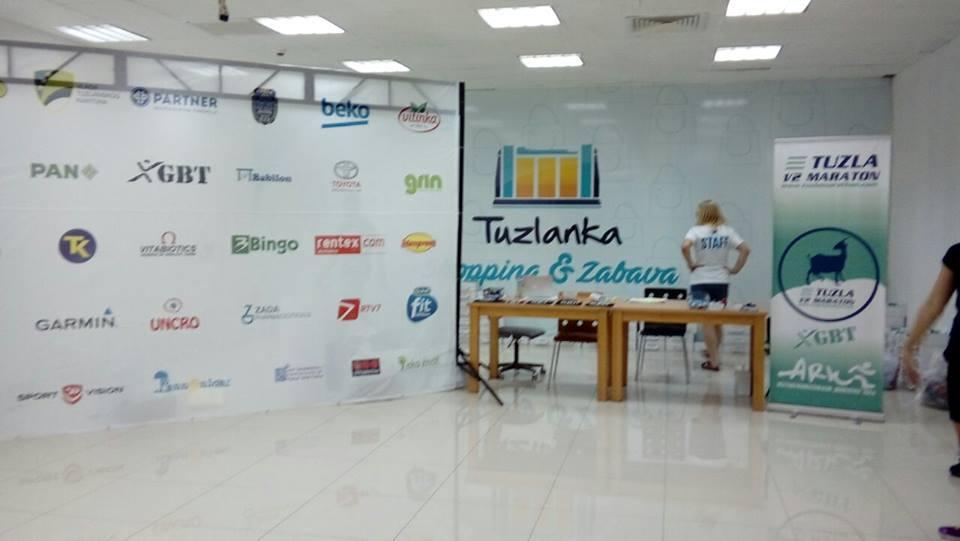 ZADA Pharmaceuticals – Sponzor noćnog polumaratona održanog u Tuzli