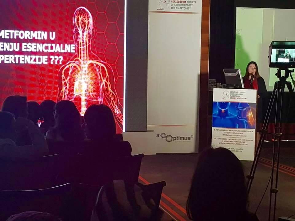 Drugi kongres endokrinologa i dijabetologa u BiH sa međunarodnim učešćem
