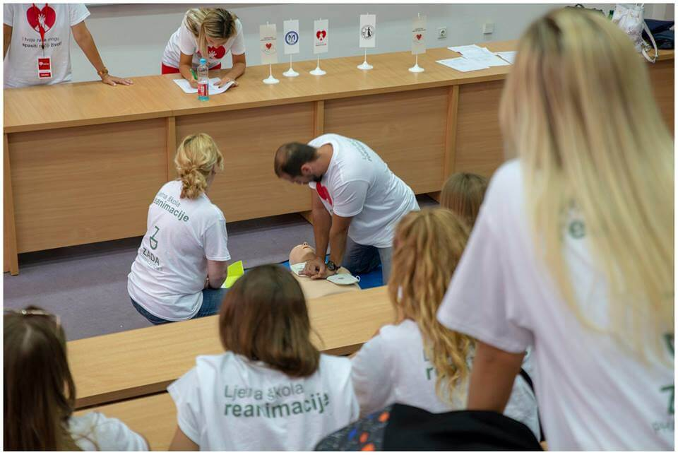 Ljetna škola reanimacije Tuzla