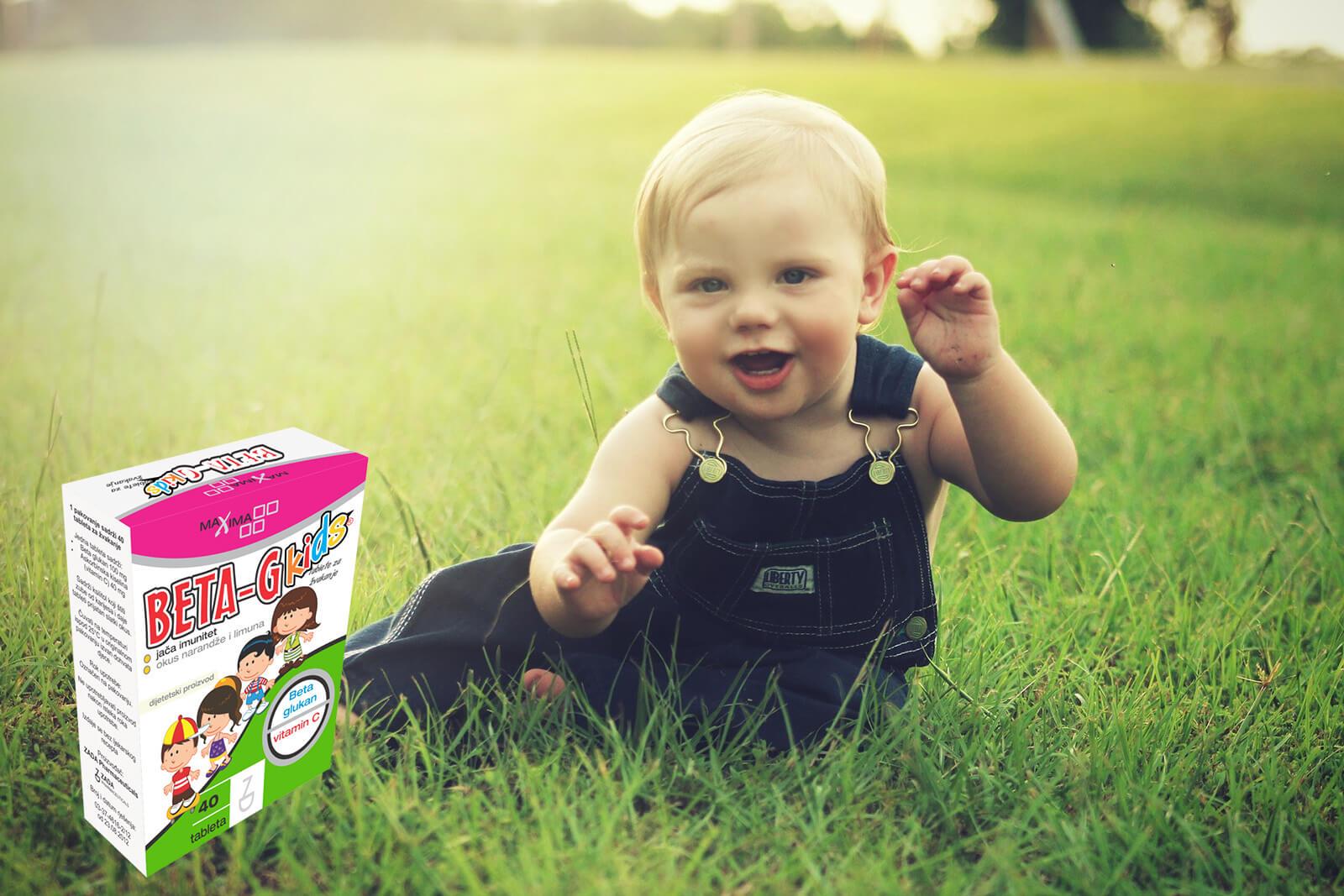 Ojačajte imunitet uz beta glukane za djecu i odrasle