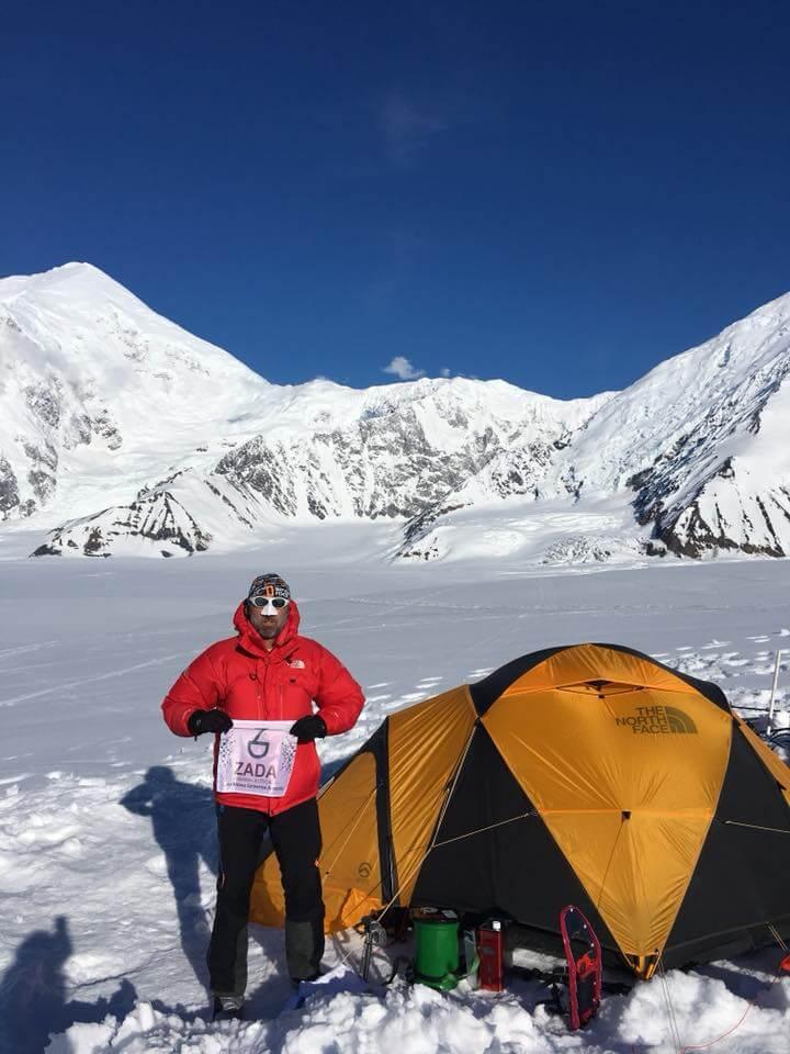 Tomislav Cvitanušić – Pohod na Denali (Aljaska)