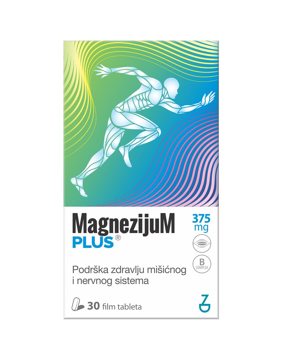 Magnezijum plus