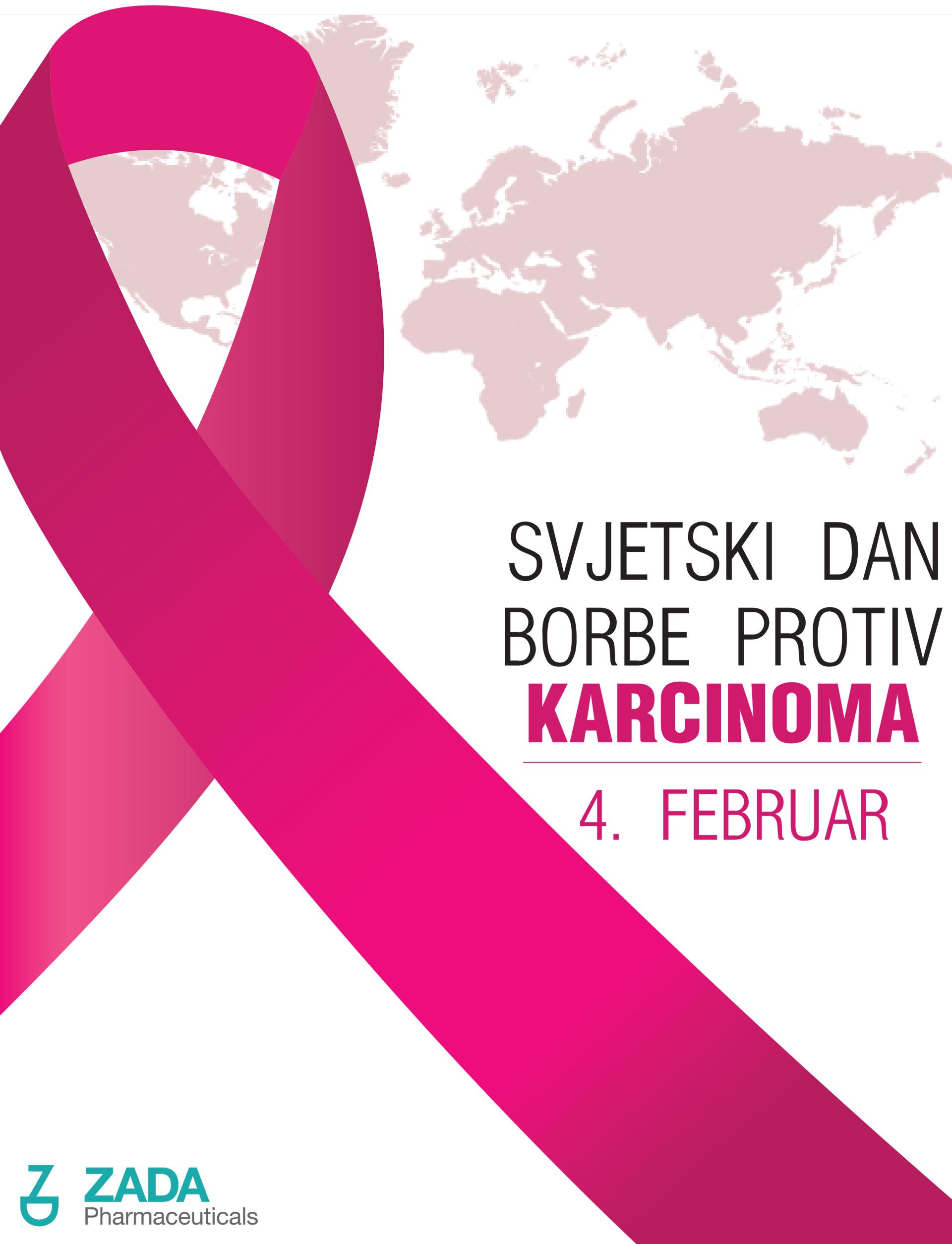 Svjetski dan borbe protiv karcinoma – 4. februar