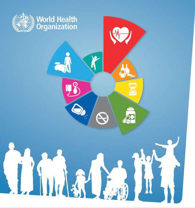 Prevencija masovnih hroničnih nezaraznih bolesti (Non-communicable diseases, NCD)