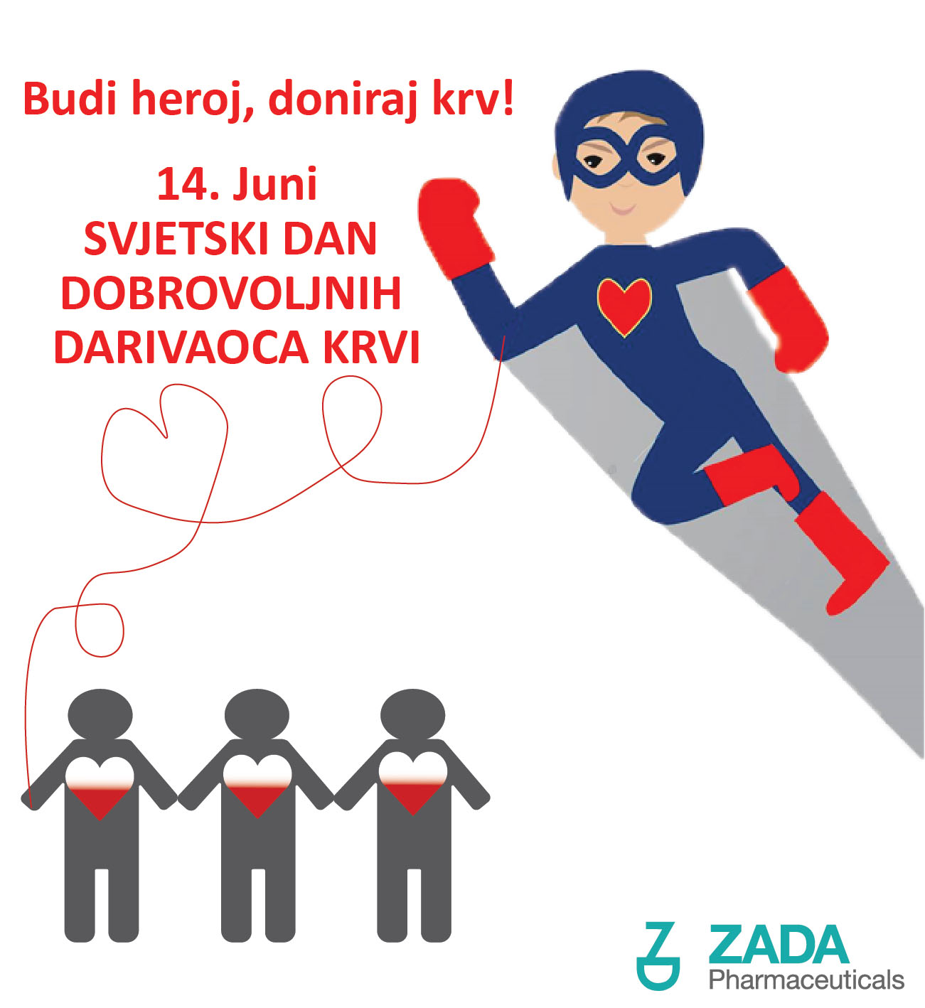 World Blood Donor Day 14.06.