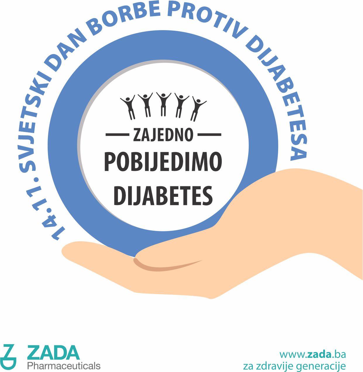 Svjetski dan borbe protiv dijabetesa – 14. novembar
